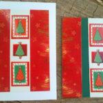 D'autres Cartes de Noël/Nouvel An faciles