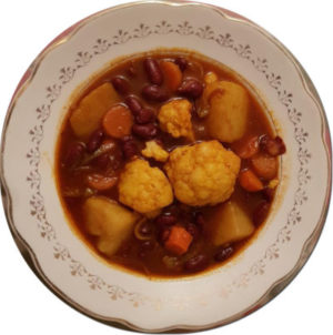 Ragoût de légumes Perse