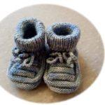 Les Petits chaussons pour bébé de Lore